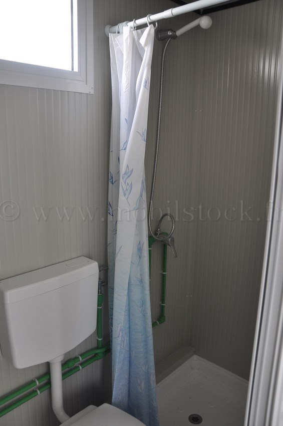 Photos de note mod le de bungalow a15 for Container maritime occasion pas cher
