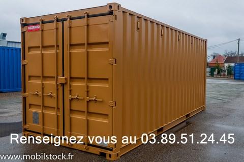 Acheter ou louer des conteneurs maritimes neufs et bungalows for Conteneur reunion tarif